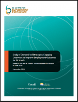 Zizys - Study of Demand-led Strategies: Engaging Employers to Improve Employment Outcomes for BC Youth